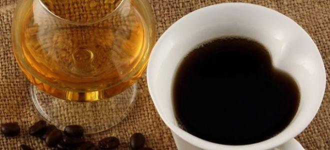 6 лучших рецептов кофе с коньяком