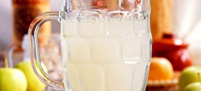 4 простых рецепта кваса из березового сока