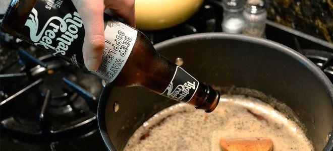 Рецепты горячего пива от кашля при простуде