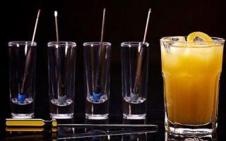 Коктейль Отвертка — классический рецепт приготовления и 21 вариация напитка