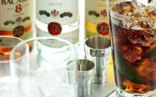 Самые популярные коктейли с ромом — 11 простых рецептов