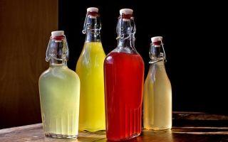 Рецепты ликеров в домашних условиях — 17 способов приготовления