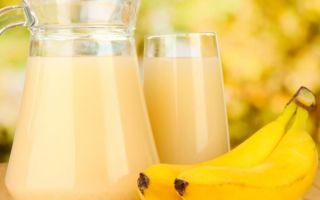 Пошаговое приготовление бананового ликера и коктейлей на его основе — 3 лучших рецепта