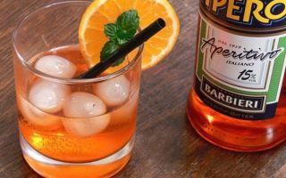 Модный коктейль «Апероль Шприц» (Aperol Spritz) — символ лета в Европе
