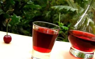 настойка на ягодах рецепт