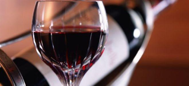 Вино Каберне Совиньон (Cabernet Sauvignon)