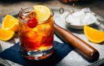 Старомодный коктейль «Олд Фэшн» (Old Fashioned) — правильный состав, пропорции и рецепт