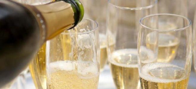 Расскажем, чем отличается шампанское от игристого вина
