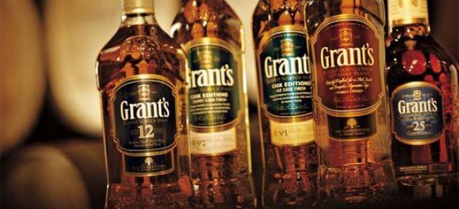 Виски Грантс (Grants)