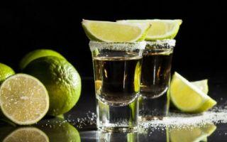Научим, как пить текилу правильно — 7 способов