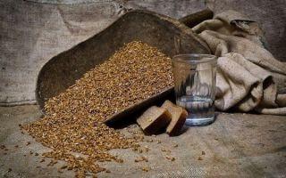 Пошаговое приготовление самогона на пшенице в домашних условиях