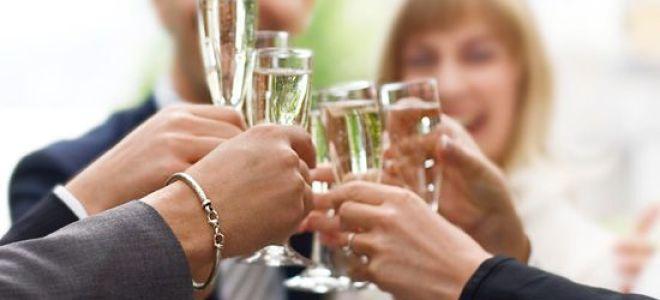 Короткие и прикольные тосты на день рождения для женщин и мужчин