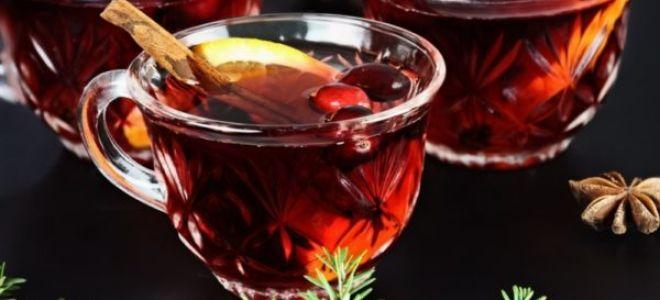 6 простых рецептов алкогольных пуншей домашнего приготовления