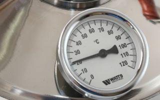Секреты опытных самогонщиков: при какой температуре гнать самогон