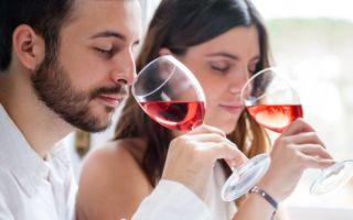 Как правильно пить вино — подача и употребление