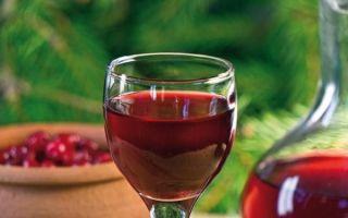 Вино из клюквы в домашних условиях — 3 простых рецепта приготовления