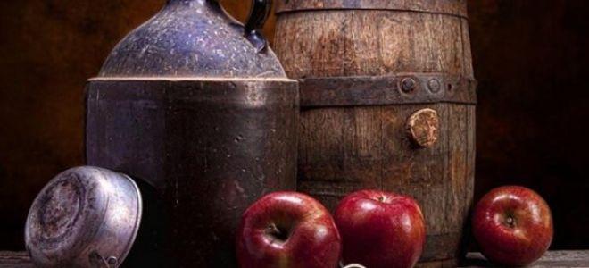 Как сделать самогон из яблок в домашних условиях