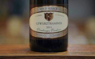 Вино Гевюрцтраминер — напиток с дерзким именем и вкусом