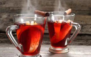 9 лучших рецептов приготовления безалкогольного глинтвейна в домашних условиях