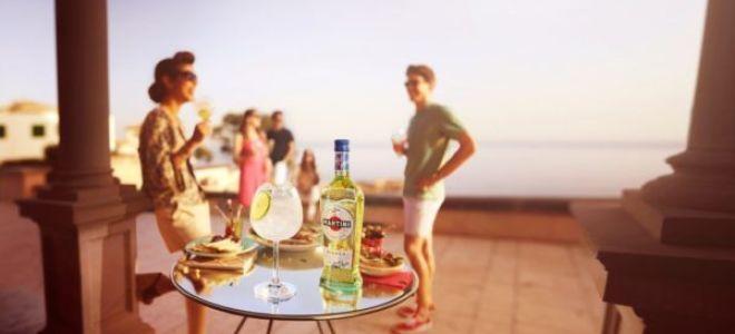 Как нужно пить мартини «Бьянко»