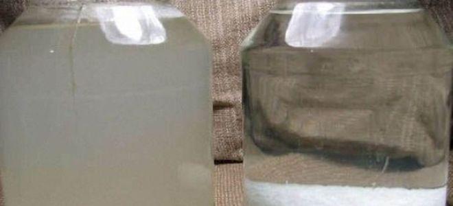 Очистка самогона, от запаха и сивушных масел в домашних 31