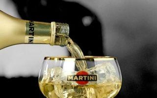 Виды Мартини (Martini) — описание и правила употребления