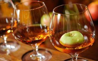 Как сделать кальвадос из яблок в домашних условиях — простой рецепт приготовления
