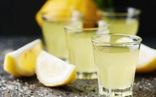 Делаем лимонную настойку на водке, самогоне и спирту — простые рецепты