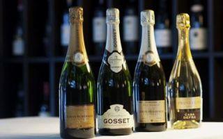 Самые известные виды шампанского — как сделать правильный выбор?