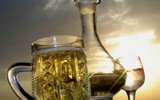 Как сделать самогон из пива — 2 простых рецепта браги и перегонка