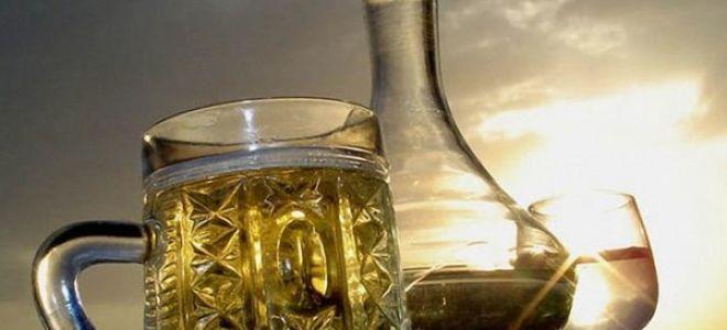 Как сделать самогон из пива