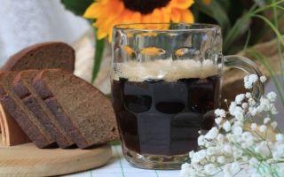 Готовим квас из черного ржаного хлеба в домашних условиях — 3 пошаговых рецепта