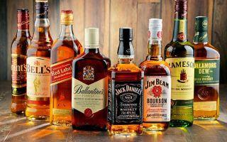 ТОП самых популярных марок виски