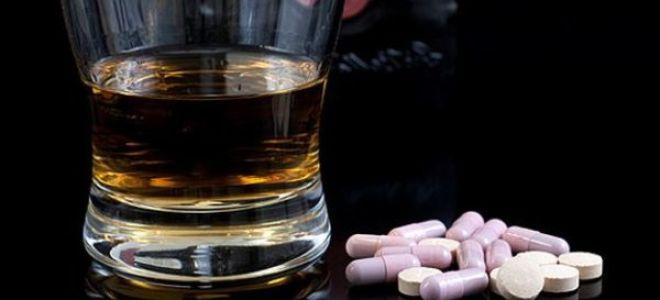Какие дают последствия антибиотики и алкоголь в сочетании на организм?