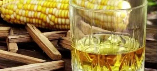Как сделать самогон из кукурузы