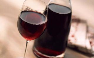Простые рецепты домашних вин — 7 способов приготовления