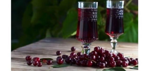 7 рецептов наливки из вишни в домашних условиях