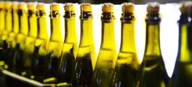 Технология производства шампанского