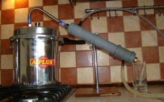 Делаем холодильник для самогонного аппарата своими руками — пошаговая инструкция