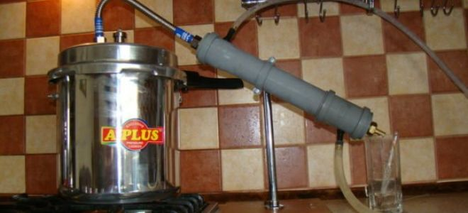 Как заделать самогонный аппарат самогонный аппарат из нержавейки с баком большого объема