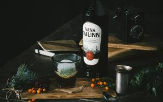 Цитрусовый ликер Вана Таллин (Vana Tallinn) — символ неторопливой Эстонии
