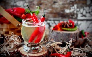 Лечение простуды водкой с перцем — пропорции и правила приема