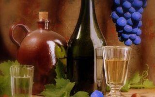 Чача из винограда в домашних условиях — простой рецепт