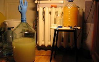 Пошаговое приготовление самогона из муки — 3 лучших рецепта