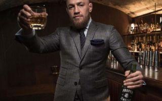 Виски Конора Макгрегора — особенности и секрет популярности напитка