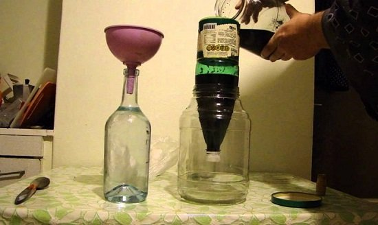 Как очистить в домашних условиях из самогона рецепт