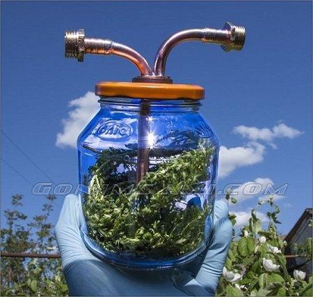 улучшаем запах с помощью банки