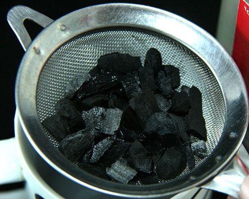 Древесный уголь своими руками маска 53