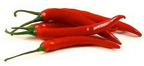 красный жгучий перец