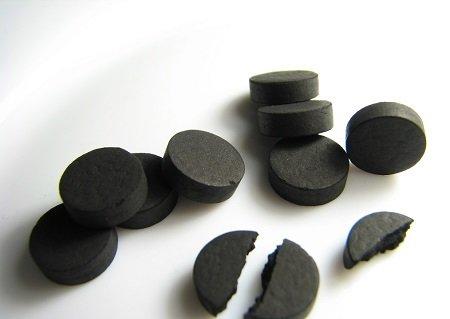 активированный уголь для фильтрации водки